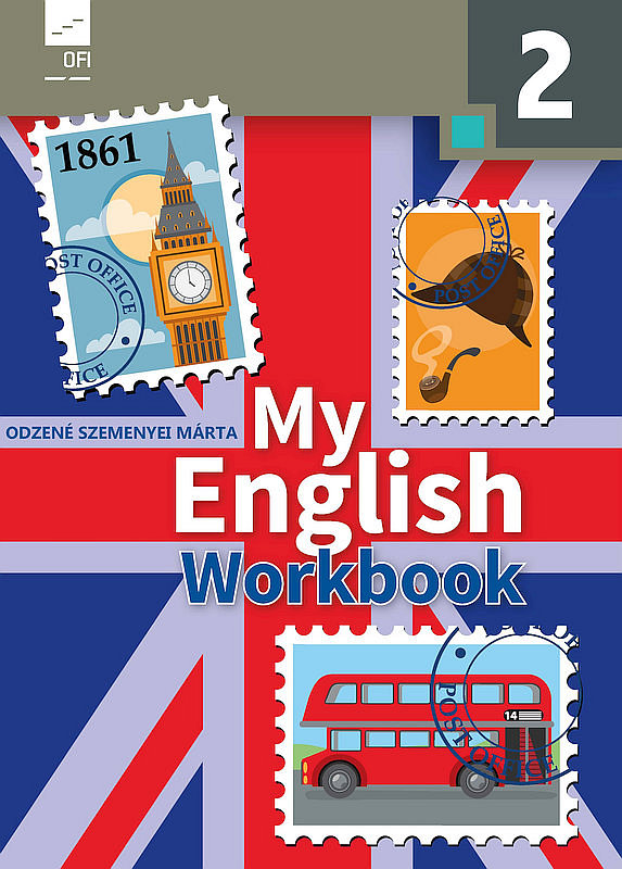 My English Workbook Class 2 boritó kép