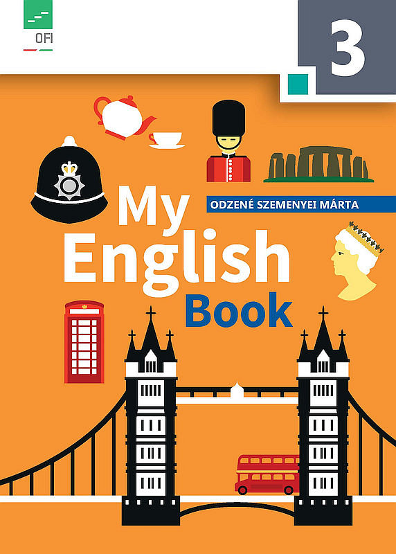 My English Book 3. boritó kép