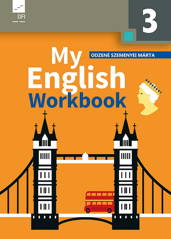 My English Workbook Class 3. boritó kép