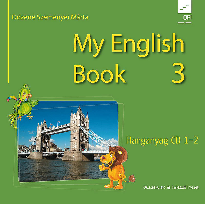 My English Book Class 3. CD boritó kép