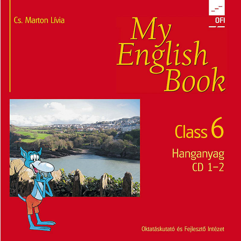 My English Book Class 6. CD I - II boritó kép