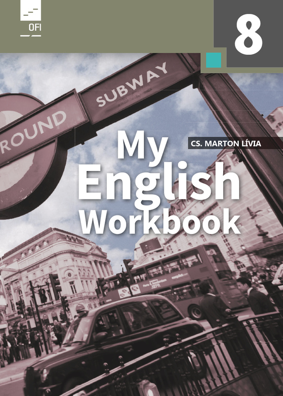 My English Workbook Class 8 boritó kép