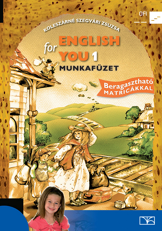 English for You 1. Munkafüzet boritó kép
