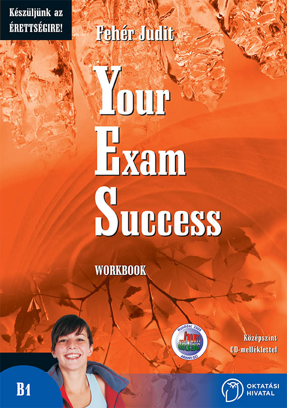 Your Exam Success. Workbook. CD-melléklettel boritó kép